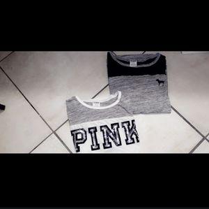Women's VS PINK Shirts
